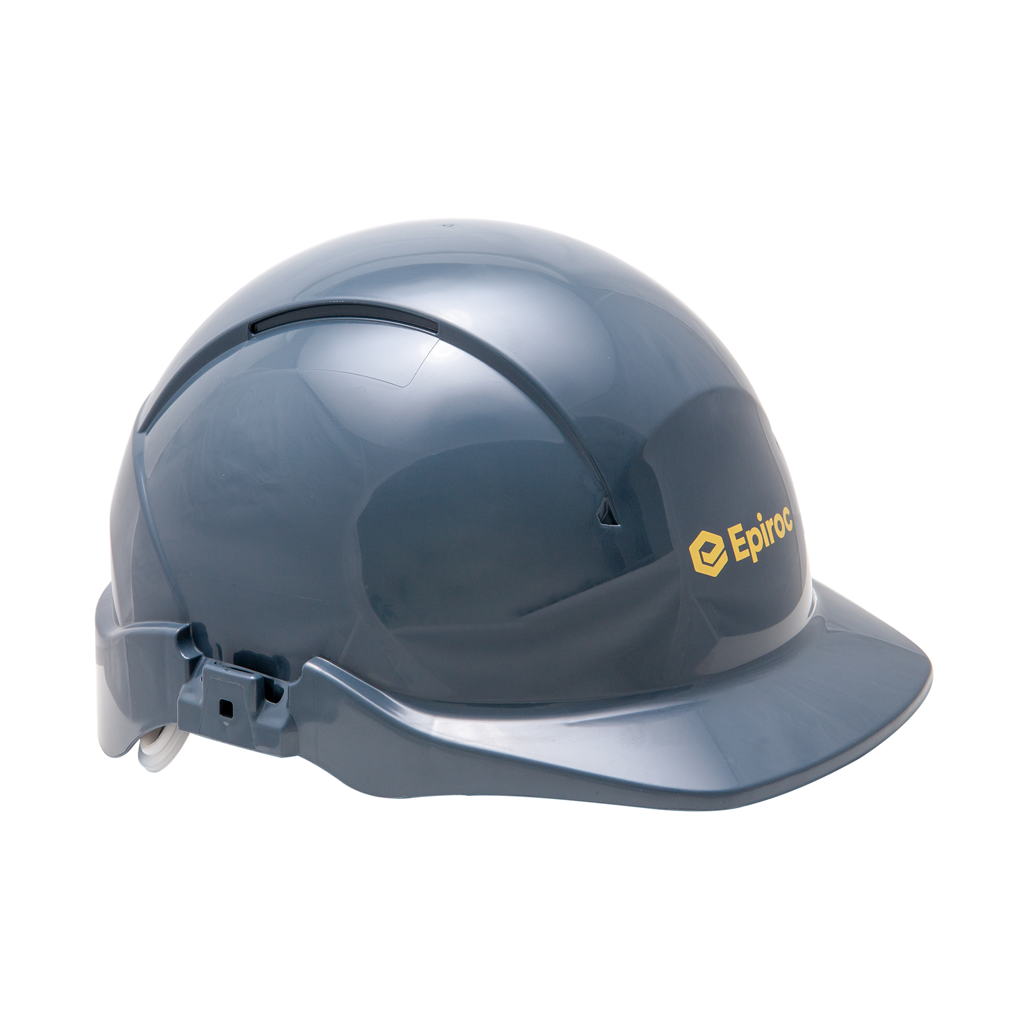 A light weighted helmet manufactured from tough ABS material. With an extented nape providing increased neck protection. The hydro-Flock high absorbent sweatband makes the helmet comfortable to wear along with the 6 point Terylene cradle and headband with a unique crown and rear ventilation system, providing one of the coolest helmets around.